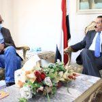 وزير الخارجية يلتقي الممثل المقيم لبرنامج الأغذية العالمي