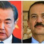 وزير الخارجية يبعث تهنئة لنظيره الصيني بمناسبة عيد الربيع الصيني