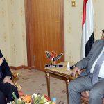 رئيس مجلس الوزراء يلتقي وزير الخارجية ويطلّع على خطة عمل الوزارة 2021