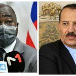 وزير الخارجية يهنئ باليوم الوطني لليبيريا