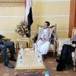 نائب وزير الخارجية يلتقي منسق الأمم المتحدة للشؤون الإنسانية
