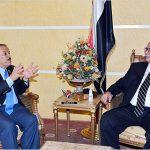 رئيس الوزراء يناقش مع وزير الخارجية جهود الوزارة إزاء المستجدات المتصلة باليمن
